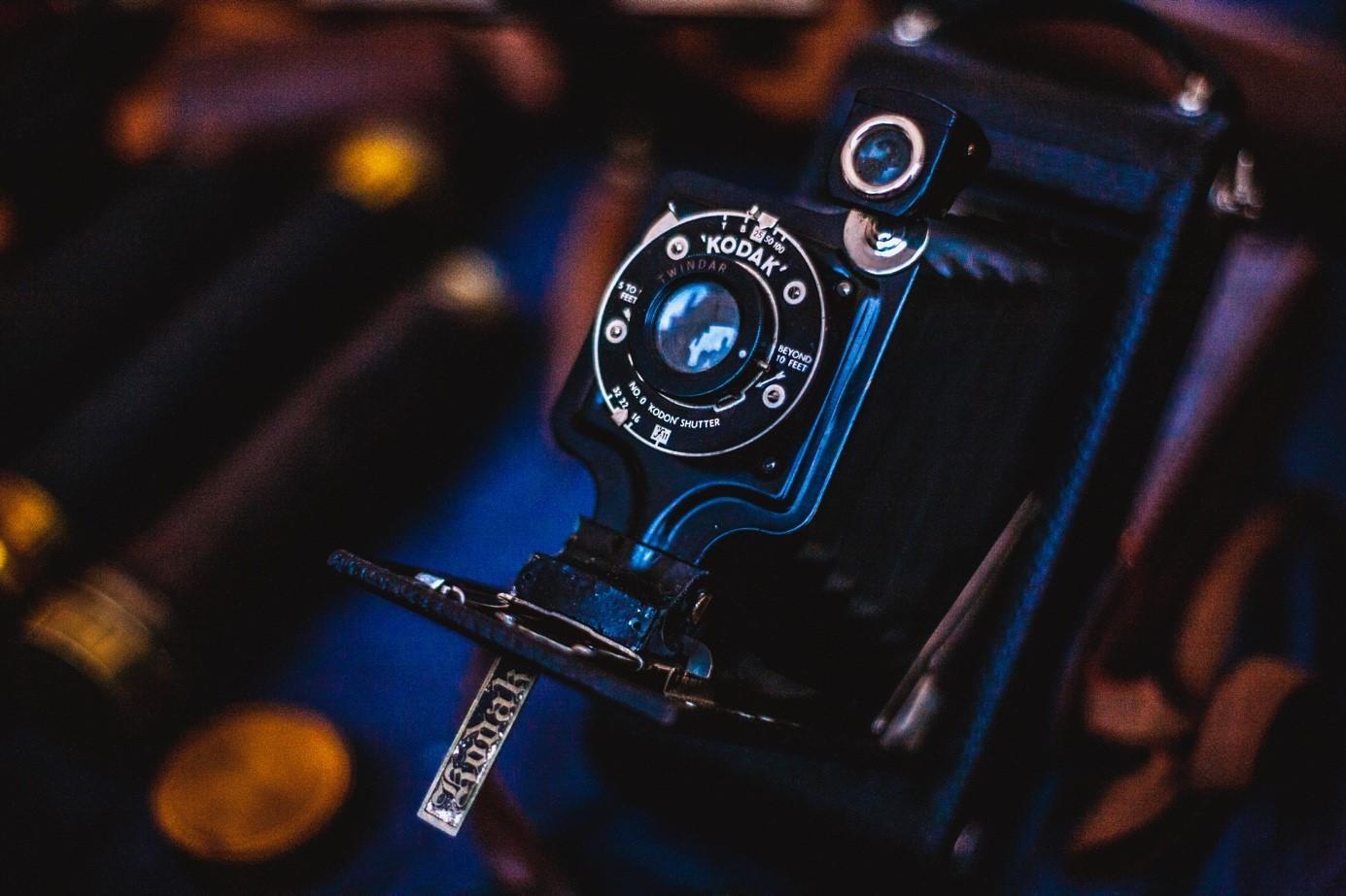 Het onstaan van fotografie kunst
